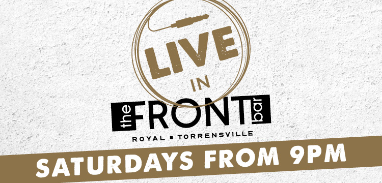 Live in The Front The Royal Hotel