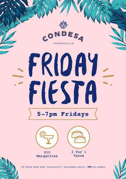 Friday Fiesta